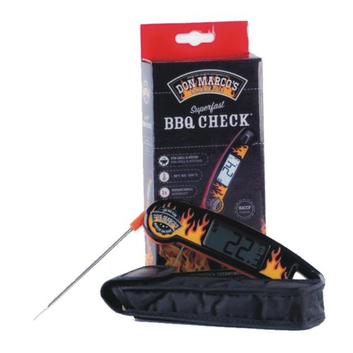 Don Marco's - BBQ Check Thermometer